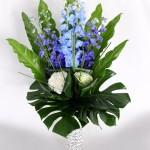 L4_Flat Hand Tied Bouquet1